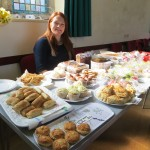 Homemade Cakes with St Agnes MCG