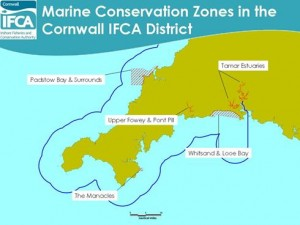 From Cornwall IFCA